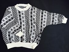 Disco 1980s Vintage Acrylic Jumpers & Cardigans for Women