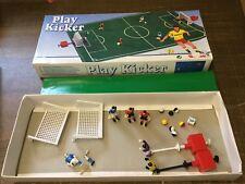 Jouer Kicker Simba JEUX JOUETS table top football game vintage