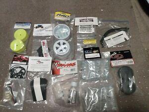 RC CAR PARTS-Various parts lot LOOK