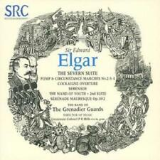 Sir Edward Elgar : Severn Suite, The (Band of the Grenadier Guards) CD (2007)