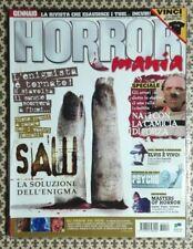 RIVISTA HORROR MANIA -PSYCHO ANNO 2004 N.1 -NEW-EDICOLA-RIF.563