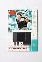 2004 FLEER MIGUEL CABRERA MLB HOT MATERIALS DRAFT EDITION #24 (MR)