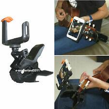 Guitar Sidekick Universal Smartphone Support Holder Clip for Smartphones / Gopro