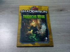 Shadowrun 5. Edition Toxische Wege Abenteuer SC Pegasus Press 2018 Neu