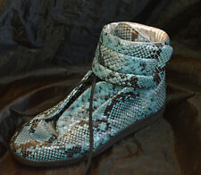 Maison Margiela Snake echt Leder Schuhe 22 41 NEU