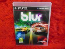 *ps3 BLUR (NI) Powered-Up Racing Game Playstation PAL UK REGION FREE