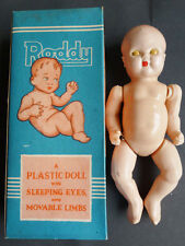 1950s BRITISH MADE Moveable RODDY DOLL in original Box