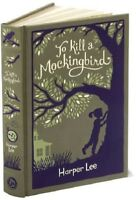 To Kill A Mockingbird Leather Bound Book by Harper Lee Collectors ED Hardcover
