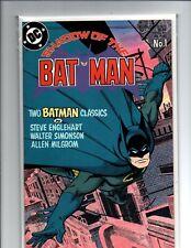 Shadow of the Batman #1 - reprints - Marshall Rogers - 1985 - VF/NM
