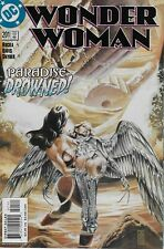 Wonder Woman (Vol.2) No.201 / 2004 Greg Rucka & Shane Davis
