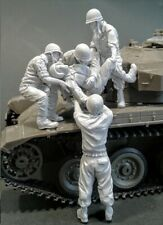 AC Models 1/35 The 73 Conflicts Centurion Tank Casualty (5 figures)
