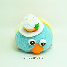 """3.5""""  Birthday Hat Perry in Phineas and Ferb Platypus Tsum Tsum plush Toy Doll"""