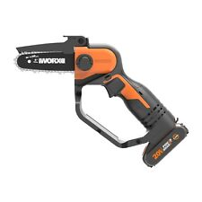 More details for worx wg324e 18v (20v max) one handed cordless pruning saw 2.0ah battery
