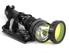 85/65/45W 8500LM HID Xenon 8700mAh Light Torch Flashlight Camping & Hiking