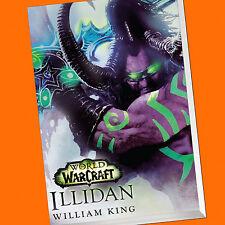 William King   WORLD OF WARCRAFT - ILLIDAN (Buch)