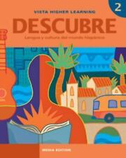 Descubre, Level 2: Lengua Y Cultura Del Mundo Hispanico 2011 hardcover