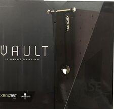 Calibur11 Licensed Vault for XBox360 Base Case Model Black - Brand New