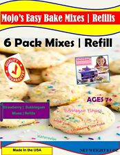 Lalaloopsy Baking Oven Mixes | Refills 6 PACK 1lb