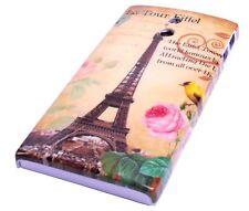 Hülle f Sony Xperia P LT22i Schutzhülle Tasche Case Cover Etui Paris Eiffelturm