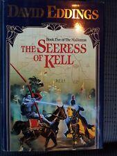 The Seeress of Kell by David Eddings (Hardback)