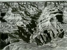 "Ansel Adams Photo ""Grand Canyon View"" 1942"