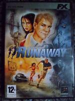 Runaway PC Gran acción aventura Foto real en castellano..