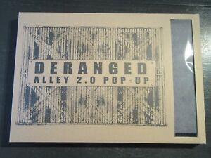 Extreme-Sets Deranged Alley 2.0 Pop-Up 1/12 Scale Diorama NECA MEZCO LEGENDS