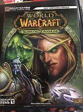 BradyGames World of Warcraft Burning Crusade  Guide Walkthrough