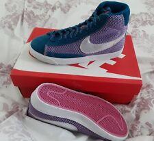 Nike Retro Girls/Ladies White Trainers.Excellent Condition. Size UK3.5/EU36.5