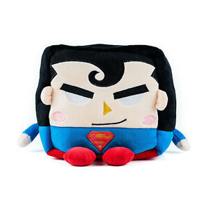 DC Heroes Kawaii Cubes Series 1 Superman Plush Figure NEW