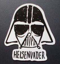 """Sticker Aufkleber Glanz-Optik """"Heisenvader"""" Laptop, Smartphone, Stickerbomb ..."""