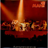 Man - Be Good To Yourself At Least Once A Day (Vinyl LP - 1972 - DE - Original)