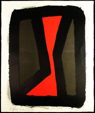 DDR-Kunst. Grosser Kombinationsdruck Bernd HAHN (1954-2011 D), handsigniert