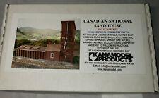 Kanamodel Canadian National Sandhouse, HO Scale Kit