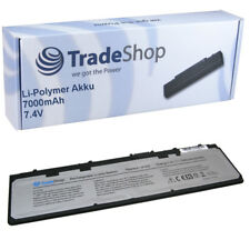 Li-Polymer AKKU 7000mAh für Dell Latitude 12 7000 E7240 E7250 ersetzt VFV59