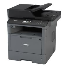 Brother MFC-L5755DW Laser Multifunction Printer Monochrome - Fax Wireless