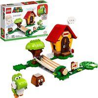 LEGO Super Mario Mario's House & Yoshi Expansion Set 71367 Building 205pcs Aug.1