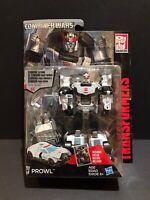 Hasbro Transformers Generations Combined Wars Deluxe Class Prowl Figure MOC NEW