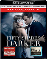 Fifty Shades Darker 4K Ultra HD + Blu Ray + Bonus Features 2 Disc NEW Sealed