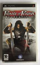 PSP Prince of Persia Revelations (2005), UK Pal, Brand New & Sony Factory Sealed