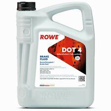 5 (1x5) Liter ROWE HIGHTEC Brake Fluid DOT 4