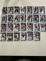 1993 Upper Deck NHL All Stars Hockey Card Set 27 Card Lot (Mcdonalds)