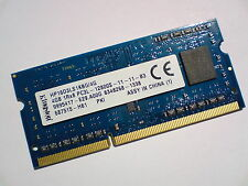 4GB DDR3L-1600 PC3L-12800 1600Mhz KINGSTON HP16D3LS1KBG/4G LAPTOP RAM MEMORY