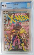 X-men #136 CGC 9.8 White Pages
