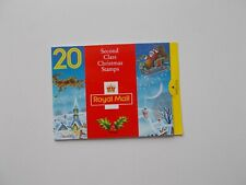1992 LX3 Christmas Booklet Complete - In Superb Unmounted Mint Condition Cat £11