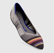 Rothy Inverse Stripe Size 10