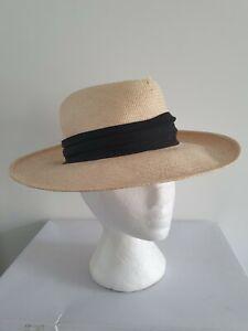 EL CORTE INGLES Panama Hat Size M