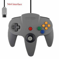 Wired Controller Gamepad Joypad Remote Joystick For Nintendo N64 Gamepad