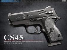 Academy Korea CS45 Full Size Plastic Airsoft Pistol BB Replica Hand Toy Gun 6mm