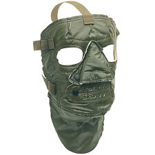 WINTER EXTREME COLD WEATHER PROTECTION FACE MASK OLIVE